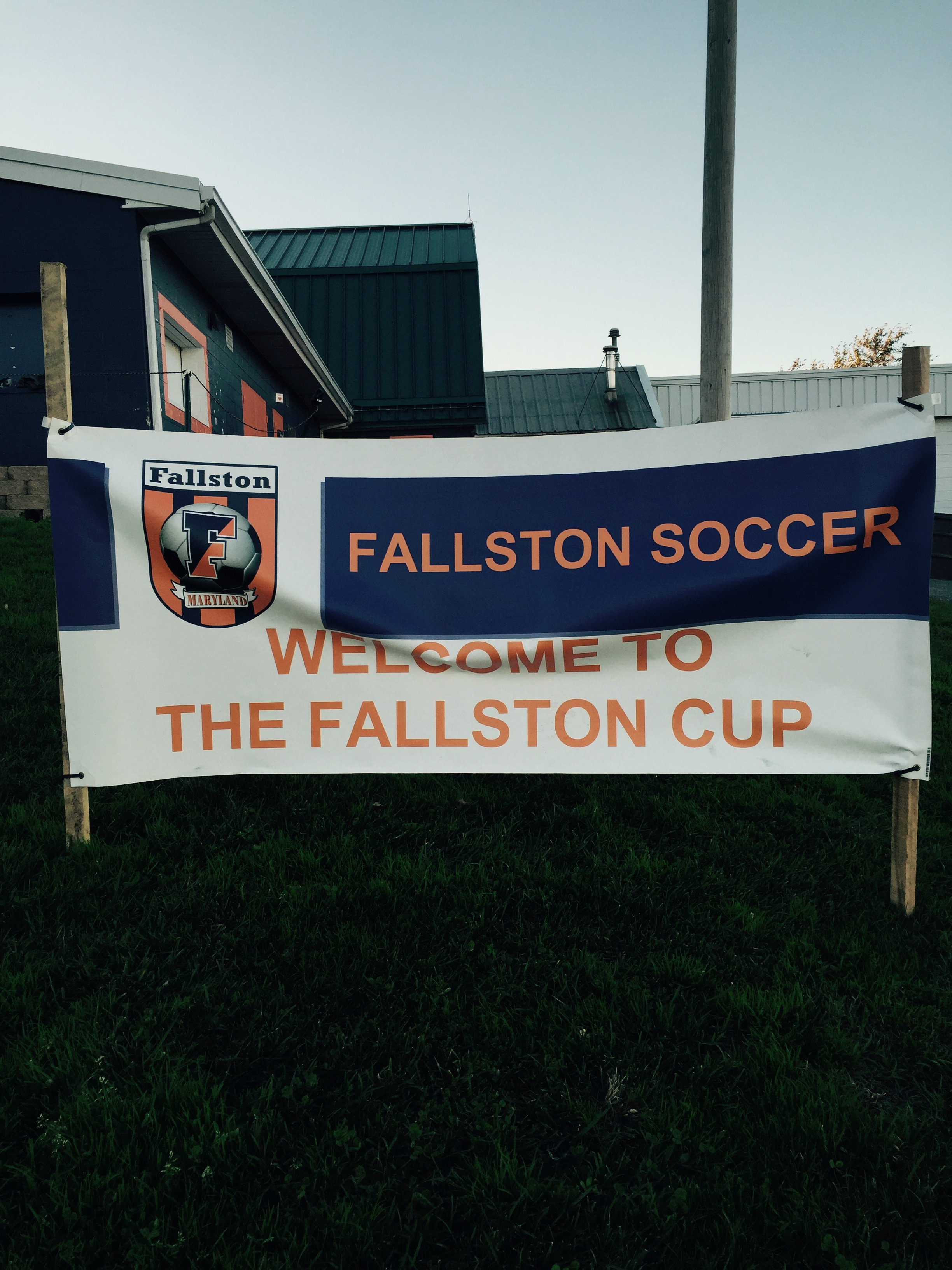 Cup banner